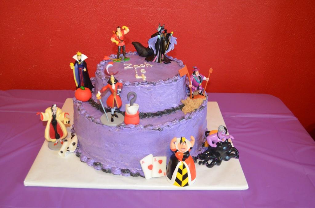 Villain Cake