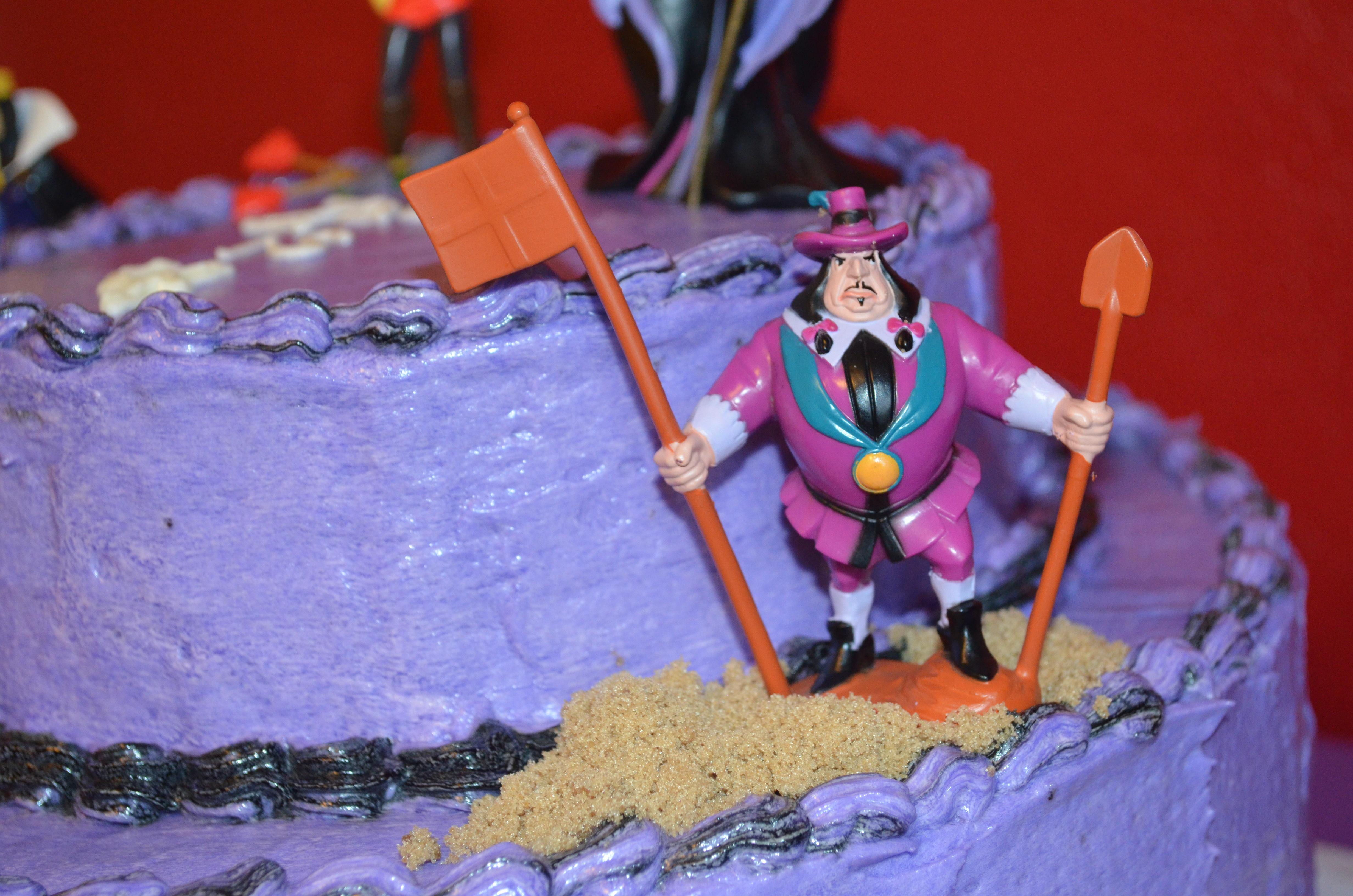 Disney Villains Cake Part 1 Disney Momma