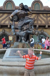 Gaston Fountain