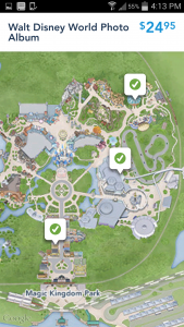 Search Results in the Magic Kingdom
