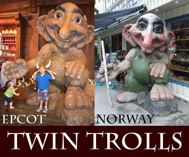 Twin Trolls