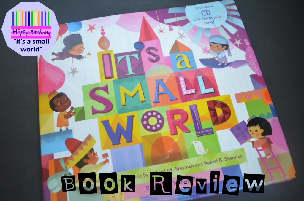 """it's a small world"" book review"
