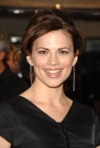 Hayley Atwell (Cinderella's mom) Source: IMDb