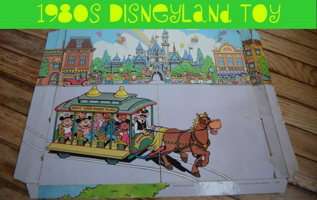 1980s Disneyland Toy