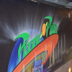 Pizza Planet mural