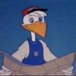 Sterling Holloway - Mr. Stork