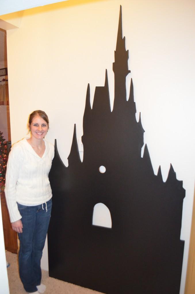 Castle Headboard