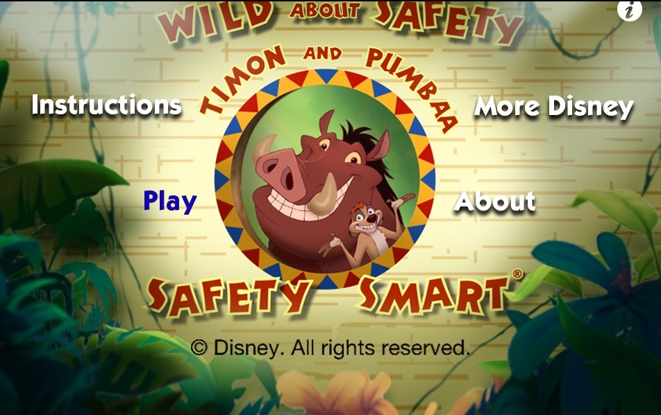 Wild About Safety App
