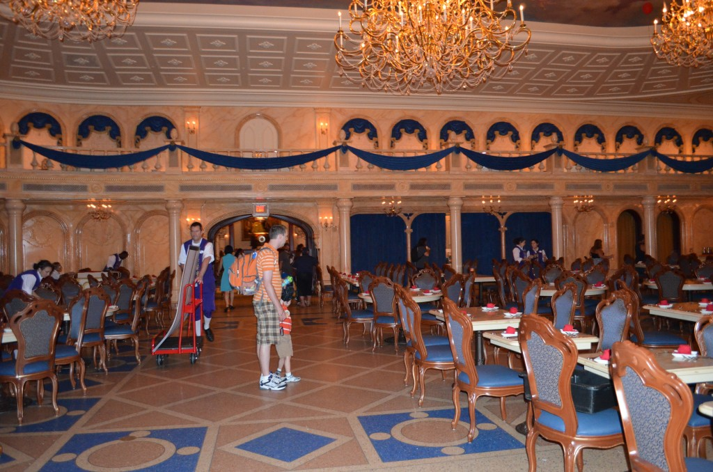 Exploring the Ballroom