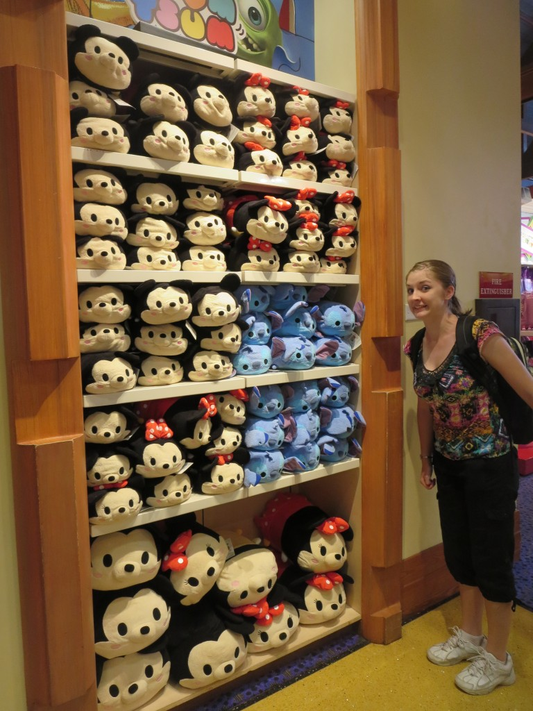 The Elusive Tsum Tsums