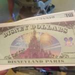 Disney Dollar Castle