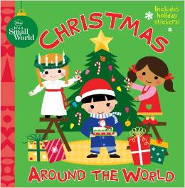 Books Small World Christmas