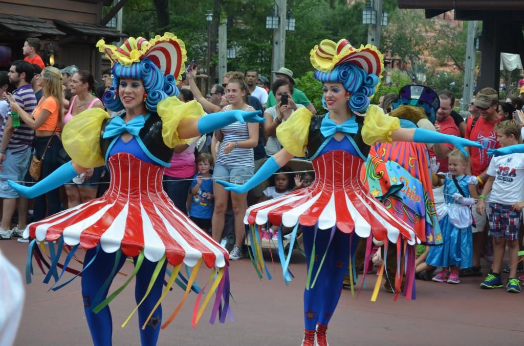 Circus Tent Dresses!