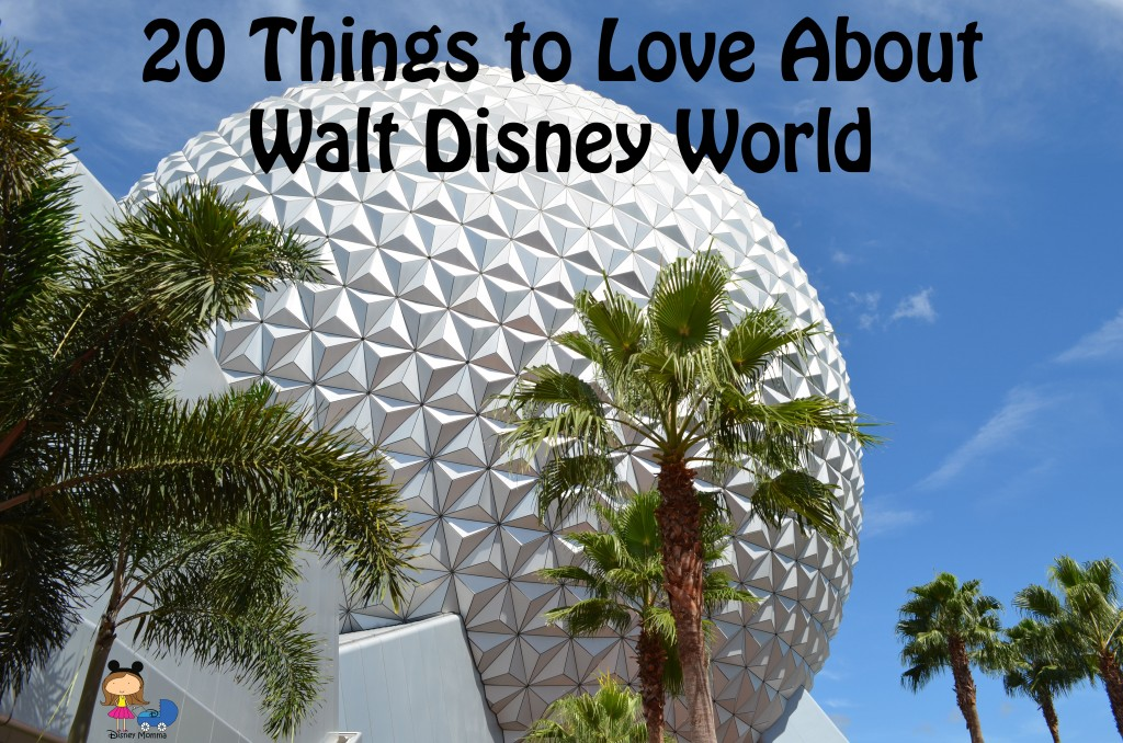 Disney World, How Do I Love Thee? Let Me Count the Ways!