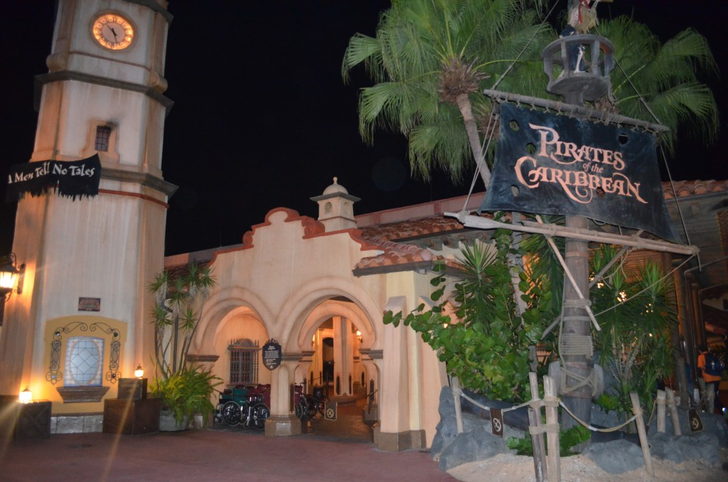 Pirates of the Caribbean Closing All Summer