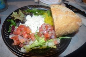 Cosmic Ray's Greek Salad