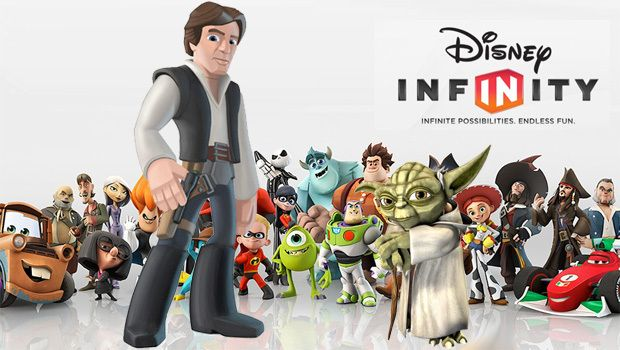 Disney Infinity 3.0 with Star Wars Characters