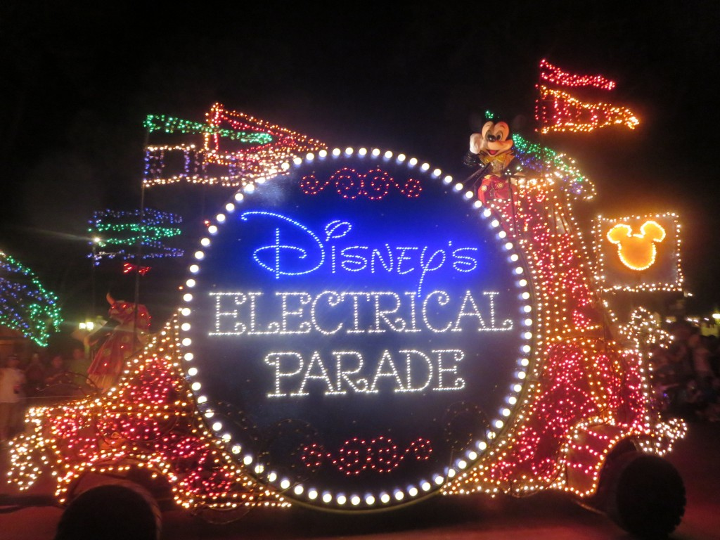 Wordless Wednesday: Disney Parades