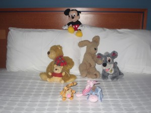 Stuffed Animals arranged2