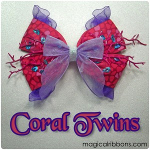 Festival of Fantasy coral twins