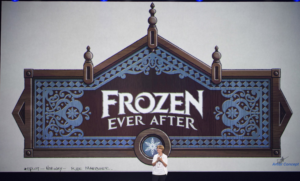 Frozen Ever After: New Concept Art for Epcot's Upcoming Attraction