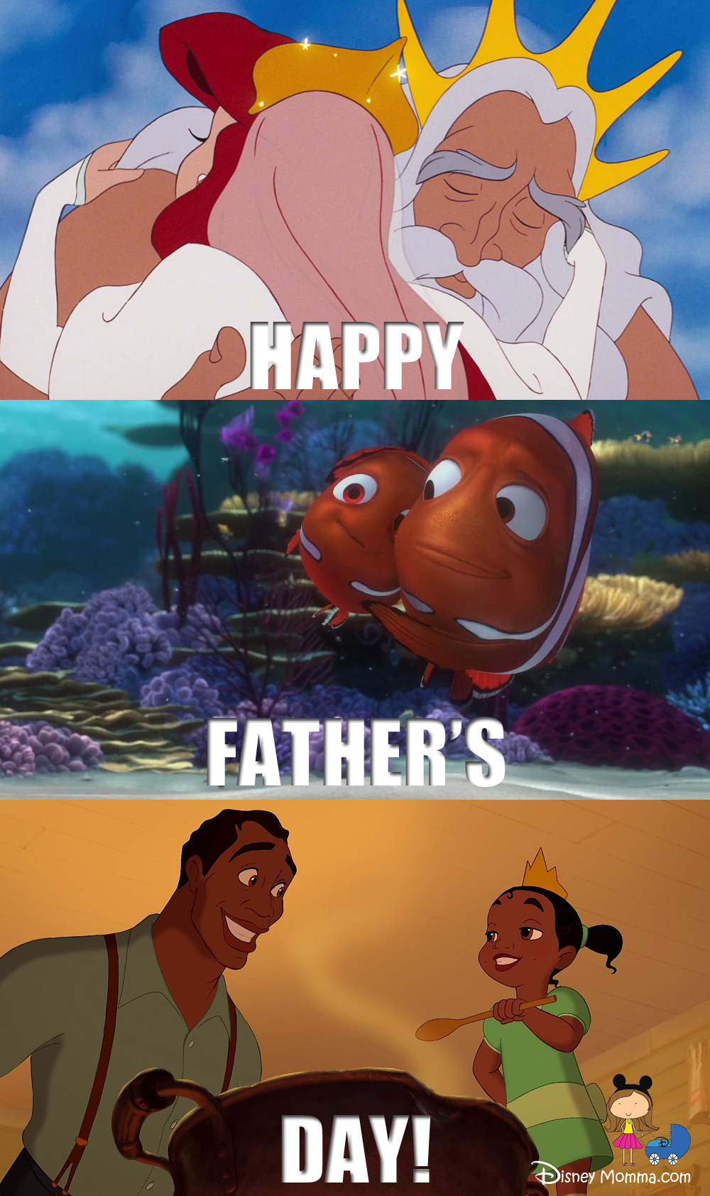 Happy Father's Day, Dads!