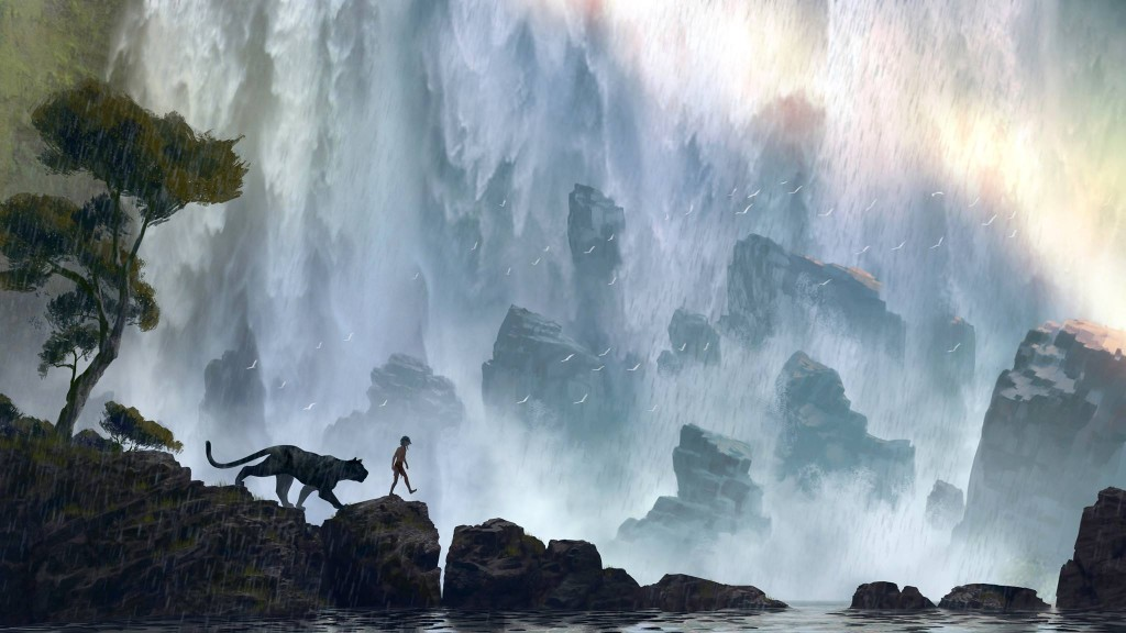 Jungle Book Remake Rescheduled to Release in 2016