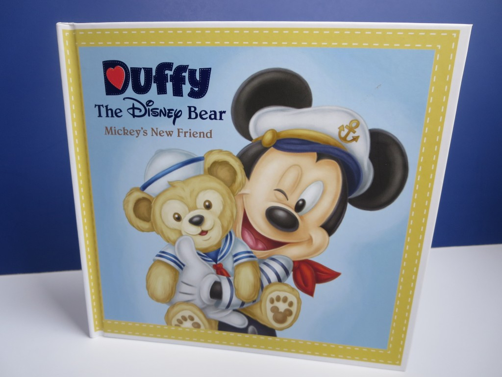 Duffy The Disney Bear: Mickey's New Friend book