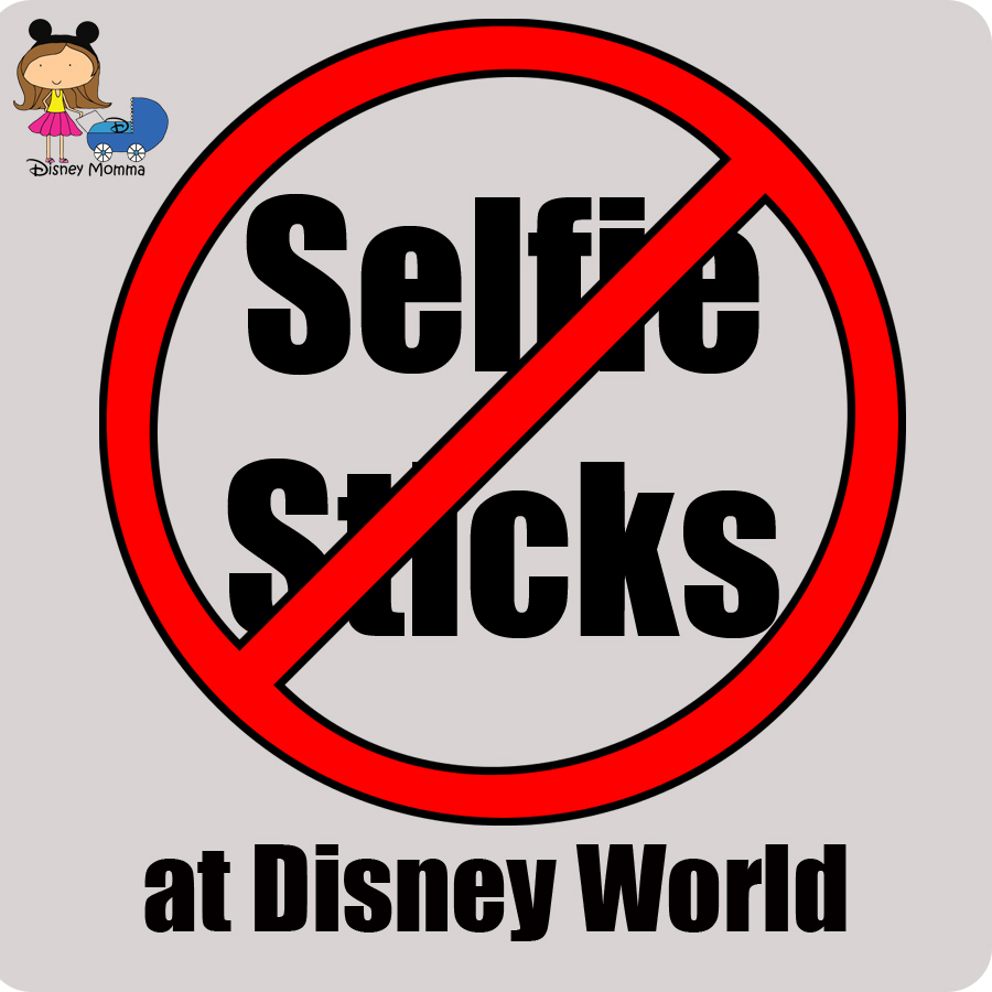 Selfie Sticks to be Banned Altogether at Disney World