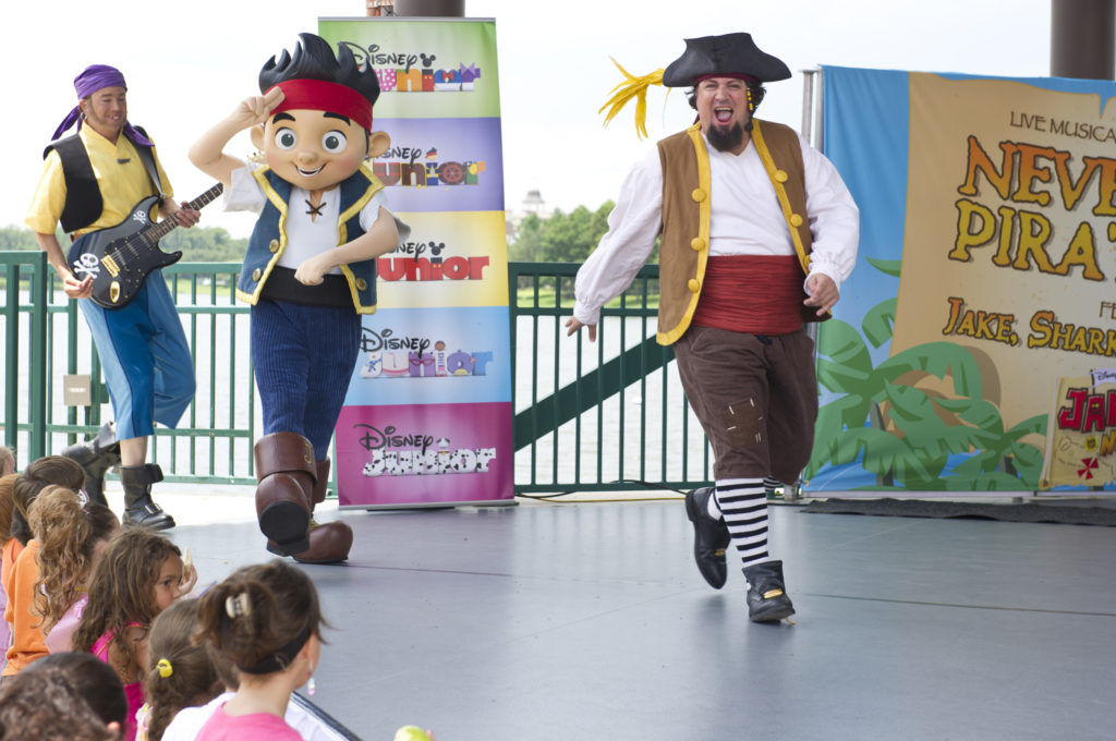 Jake and the Neverland Pirates Added to Pirates of the Caribbean